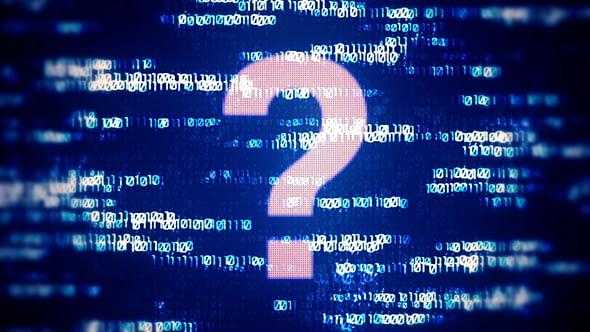 Digital Question Mark 590x332