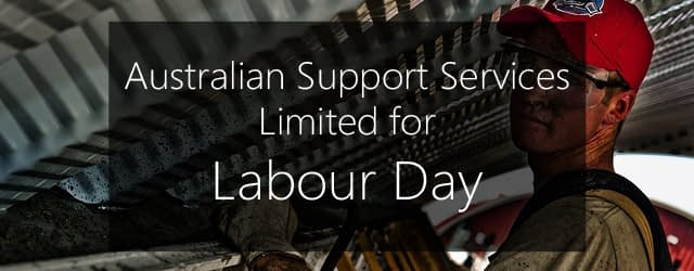 Labour day limited support