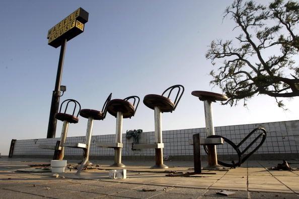Long Beach: In the wake of Katrina, many