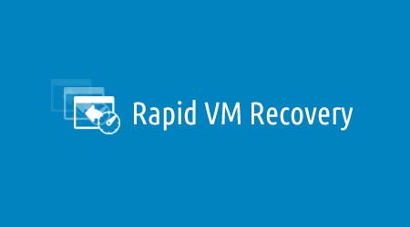 BackupAssist v9.1 - Multiple Rapid VM Recoveries