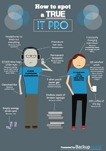 How to spot a true IT Pro