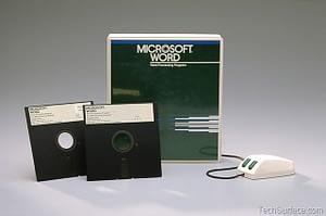 Microsoft Word 1.0 - A History