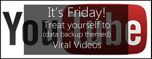 data backup viral videos