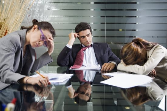 Low morale means low productivity, which hurts your bottom line.