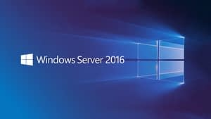 Windows Server 2016 features