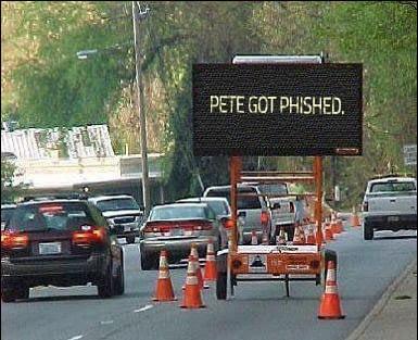 PetePhished