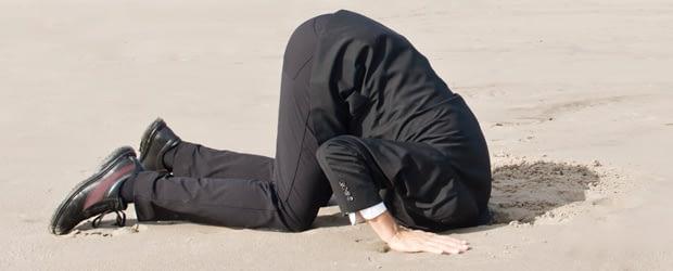 AWS crash sydney IT advisory Gartner says get head out of sand.
