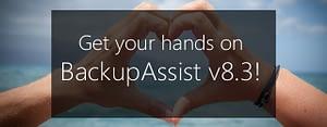 Get BackupAssist v8.3