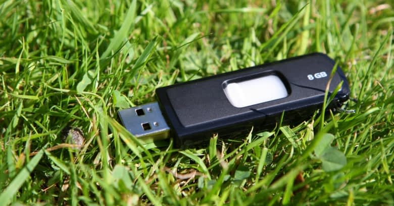 Over half of people would open infected USB sticks
