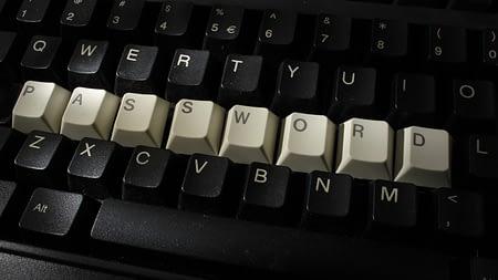 password hiding