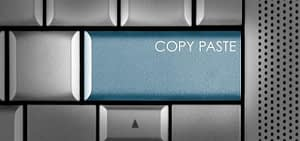 Copy & Paste vs using File Backup Software