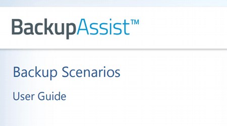 free trial of backupassist - be creative