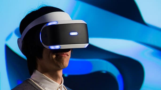 Now THIS is Sci-fi: You can't deny Playstation VR's style factor.