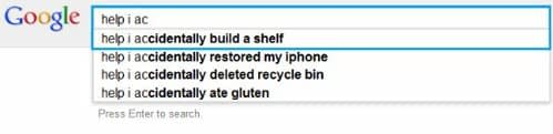 google-results-accidentally-build-shelf