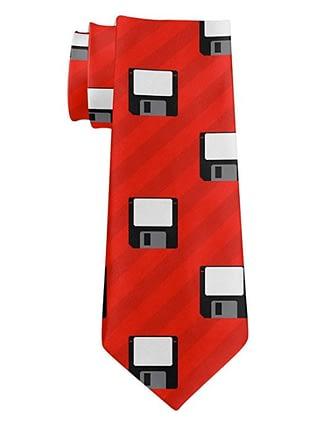 Floppy_disk_tie_necktie_geek