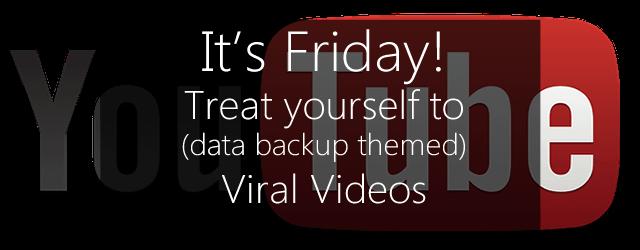 data backup viral videos