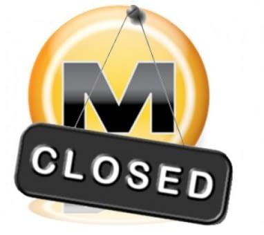 Megaupload closed