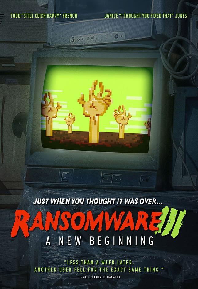 SysAdmin Halloween Ransomware Beginning