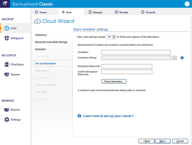 cloud-backup-setup-azure