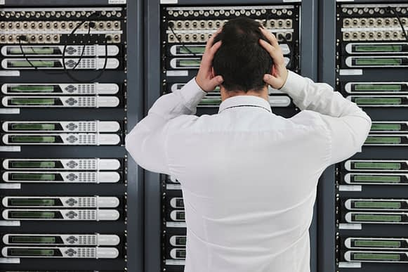 The Clock: When you outsource backup, all you can do is wait...